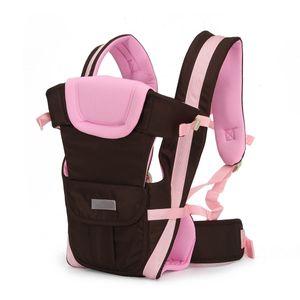 Neugeborene Babytrage Atmungsaktiv Ergonomisch Verstellbarer Tragetuch Rucksack