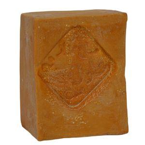 Original Aleppo Seife 85/15, 170g - 85% Olivenöl 15% Lorbeeröl, Seife hergestellt in Aleppo - für normale Haut