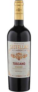 Famiglia Castellani Rosso Toscano IGT 2018 (1 x 0.75 l)