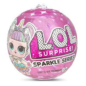 MGA Entertainment 560302E7C L.O.L. Surprise Dolls Sparkle Series