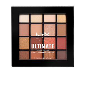Nyx Ultimate Shadow Palette Warm Neutrals