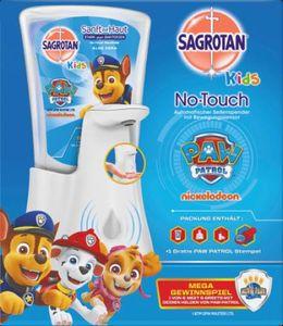Sagrotan No Touch Set Seifenspender + Nachfüller Kids Kinder 250ml Gerät Seife