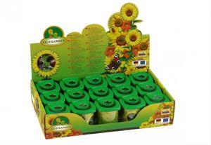 Kids Garden Lupenbecher, im Display mit 15 Beutel
