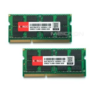 Enroc A400-S1 16GB (2x8GB) DDR3L 1.35V SO-DIMM 1600MHZ 204-PIN