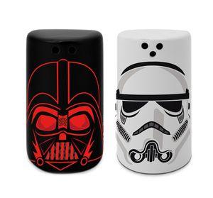 Star Wars Salz und Pfeffer streuer Vador & Trooper