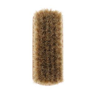 hochwertige Polierbürste mit Schweinehaar, Schuhbürste für Reinigen oder Polieren alle Lederschuhe