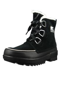 Sorel Damen Winterstiefel Boot Torino Black Schwarz NL3488-010, Groesse:38 EU