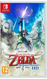 Zelda  Skyward Sword HD  SWITCH  UK - Nintendo  - (Switch Software / Adventure)