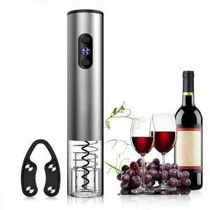Automatisch Weinöffner Öffner Opener Set Flaschenöffner Set Korkenzieher Elektrisch Weinflaschenöffner Elektrischer Korkenzieher