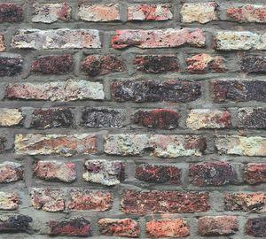 A.S. Création Steintapete Elements Tapete in Backstein Optik Vliestapete braun grau beige 10,05 m x 0,53 m