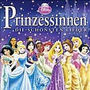 Disney Princess/Prinzessin-Die Schönsten Lieder -