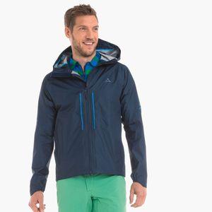 Schöffel Jacket Gardasee M, Größe:56, Farbe:dress blues