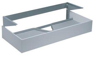 Keuco Edition 300 Waschtischunterbau 950 x 155 x 525 mm - Weiß Strukturlack - 30382003800