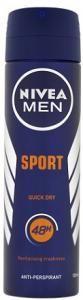Nivea Men Sport Antitranspirant Spray 150 ml