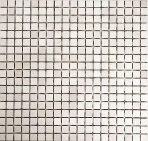 Mosaik Fliese Marmor Naturstein weiß Botticino Anticato MOS38-0104_f