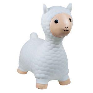 My Skippy Buddy Hüpftier Alpaca Weiß