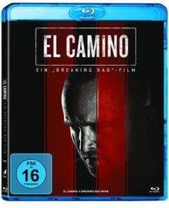 El Camino (BR) Ein Breaking Bad Film Min: 122DD5.1WS - Sony Pictures Entertainment Deutschland GmbH  - (Blu-ray Video / Thriller)