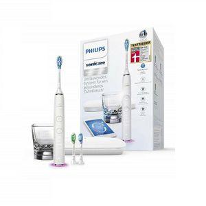 Philips Sonicare HX9903/03 DiamondClean Smart Elektrische Zahnbürste mit Schalltechnologie
