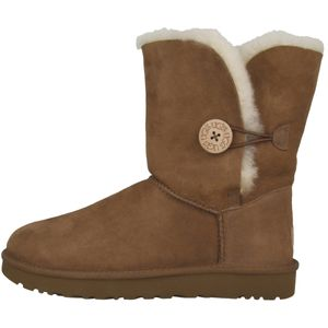 UGG Classic Bailey Button II Boot Stiefel Damen Braun (1016226 CHE) Größe: 37 EU