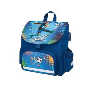 """Herlitz Softbag / Kinderrucksack / Kindertasche / Vorschulranzen / """"Fußball"""""""