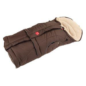 Kaiser Multifunktion, Baby-Transporttasche, Braun, Fleece,Polyester, Junge/Mädchen, 480 mm, 105 cm