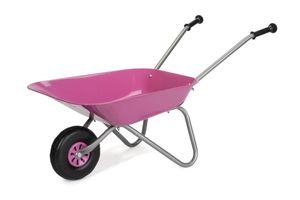 Rolly Toys 274802 rollyMetallschubkarre rosa