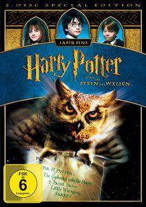 Harry Potter und der Stein der Weisen (2 DVDs)
