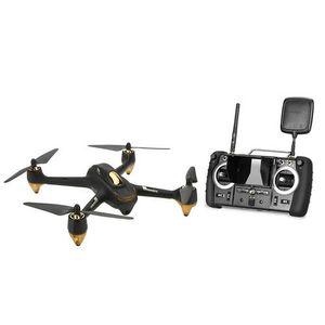 Hubsan H501S X4 Air, 4 Rotoren, 1280 x 1080 Pixel, 300 m, MicroSD (TransFlash), 2700 mAh, Schwarz, Gold