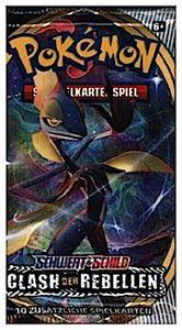 POKÉMON 45192 PKM Pokémon SWSH02 Schwert & Schild Booster