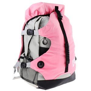 Inline Skate Rucksack, Rollschuh Aufbewahrungstasche Skateschuhe Sport Tasche Farbe Rosa