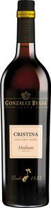 González Byass Cristina Sherry Medium 17,5% vol. (1x 0,75l) Weißwein süß