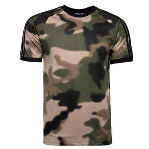 Adidas T-Shirt gruen L