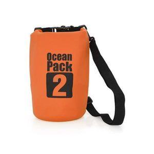 Wasserdichte Dry Bag 2L Trockenbeutel Wasserfeste PVC Drybag Sack Tasche in Oran