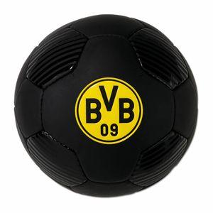 "Borussia Dortmund Ball ""Logo"" - schwarz"