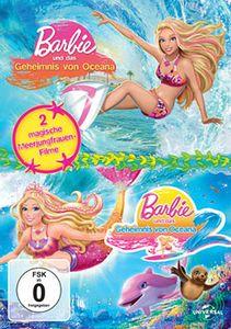Barbie: Geheimnis von Oceana 1&2 (DVD) Doppelset, 2 Disc