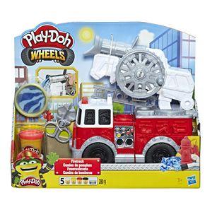 Play-Doh Wheels Feuerwehrauto einschließlich Play-Doh Wasserknete