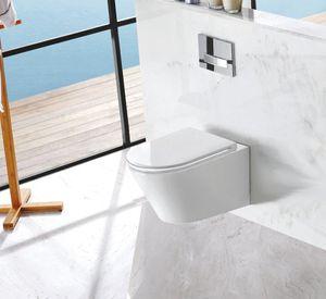 Wand-WC inkl. Soft-Close Sitz WH-6010
