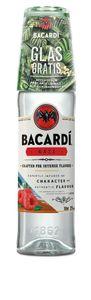 Bacardi Razz mit Glas | 32% vol | 0,7 l