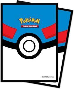 Ultra Pro Sleeves - Pokemon Great Ball (65 Sleeves) #85450