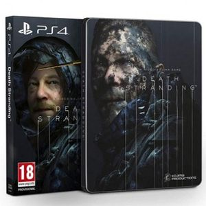 Death Stranding PS4 Special Edition (AT Version)