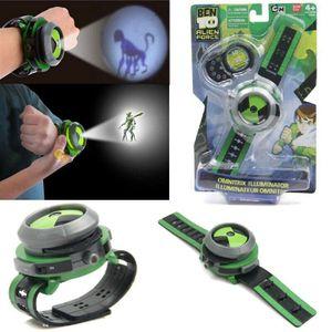 NEU Ben 10 Alien Force Omnitrix Illuminator Projektor Uhr Kinder Geschenk