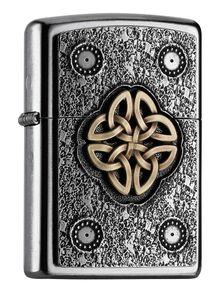 Zippo Feuerzeug Celtic Knot 2004750