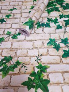 Folie selbstklebend 10m x 45cm verschiedene Motive Steinoptik Steine Ranke Dekorfolie Möbelfolie 3013 Dekorationsfolie