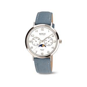 Boccia Royce Concept Herren Titan Quarz Armbanduhr - 3612-03