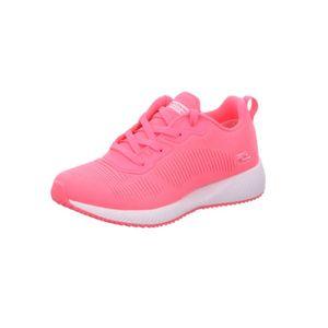 Skechers Damen Sneaker BOBS SQUAD Neon-Pink 33162 NPNK, 33162 NPNK, 33162 NPNK, 33162 NPNK, 33162 NPNK, 33162 NPNK