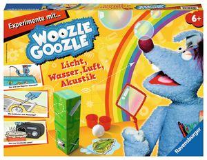 Woozle Goozle Licht, Wasser, Luft, Akustik Woozle Goozle