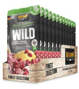 Belcando Wild mit Hirse & Preiselbeeren, 12x 125g