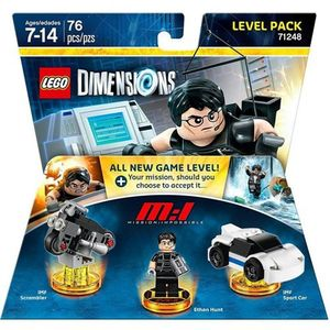 LEGO Dimensions Mission Imossible Level Pack