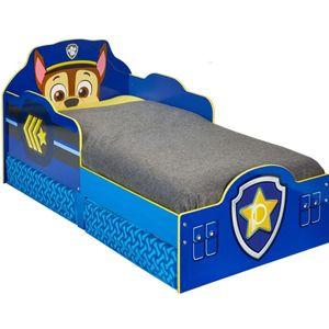 Paw Patrol Kleinkindbett 145 x 68 x 77 cm Blau WORL268007