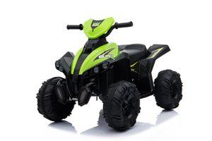 ATV Quad Kindermotorrad Kinderfahrzeug Elektro Pocket Bike Motorrad, Farbe:Grün